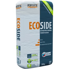 "Штукатурка Perfekta ""EcoSide"" - green line dust free 30 кг"
